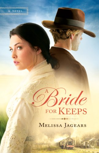 A Bride for Keeps (Thorndike Press Large Print Christian Romance) by Thorndike Press