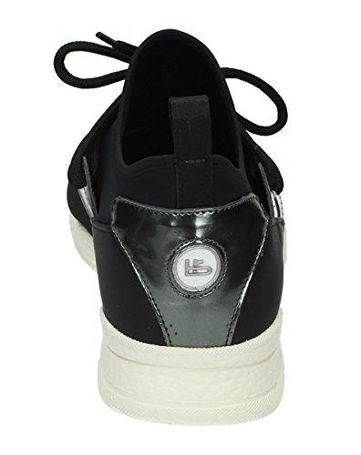 in LU36082 Roberto Tessuto Botticelli Botticelli Sneakers Roberto Nere qUpHSHxCw