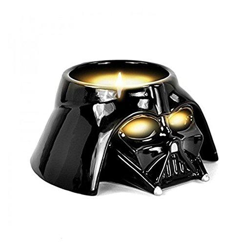 Half Moon Bay Star Wars Darth Vader Tealight Candle Holder ()
