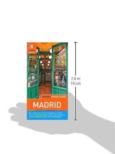 Madrid Pocket Rough Guide (Rough Guides): Amazon.es: Vv.Aa.: Libros en idiomas extranjeros