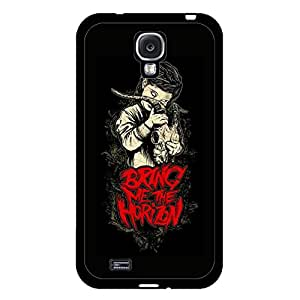 Samsung Galaxy S4 I9500 Case Cover Shell Personality Horror Death Metal&Metalcore Band Bring Me The Horizon Phone Case Cover Special Style