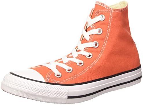 converse all star arancio