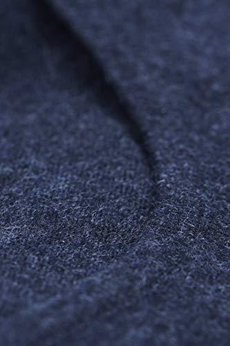 ch Pullover Donna Cachemire 100 Cash mere Sweater xs Maglione Girocollo A Grigio xxl Da Scuro wxEBRqT