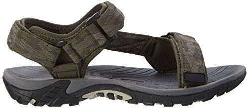 Sand Unisex Erwachsene Outdoor Camel Olive Professional Mehrfarbig Northland amp; Sport Outback Sandals S74nBx