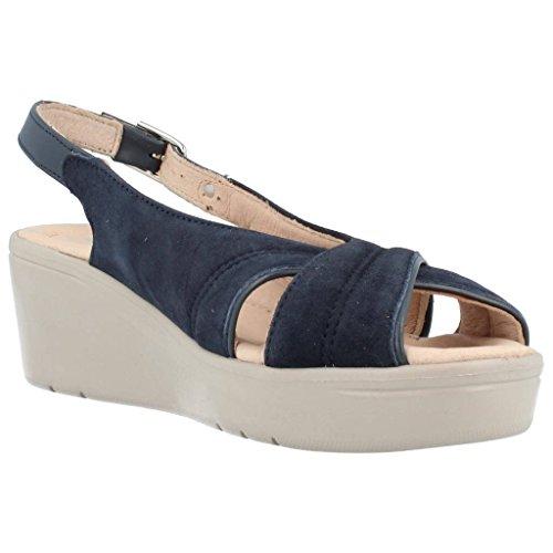 Sandalias y chanclas para mujer, color Azul , marca STONEFLY, modelo Sandalias Y Chanclas Para Mujer STONEFLY TESS 3 Azul Azul