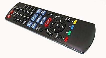 N2QAYB000952 Replacement Remote for Panasonic Blue-ray DMPBD81 DMPBD91 DMPBD901