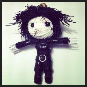 Edward Scissorhands String Doll - Johnny Shades Depp