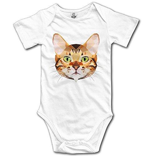 Bengal Cat Comfort Baby One-Piece Sweet nursling Bodysuit