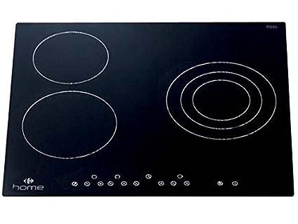 Carrefour Home ctv03s-11 placa de cocina eléctrica: Amazon.es: Grandes electrodomésticos