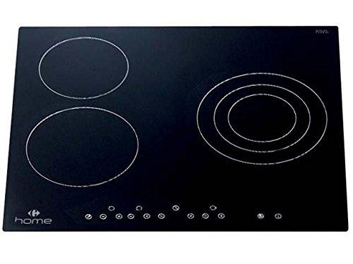 Carrefour Home ctv03s-11 placa de cocina eléctrica: Amazon ...