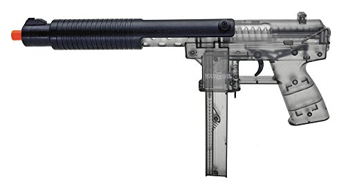 War-Inc-KG-9-Spring-Airsoft-SMG-Clear-Smoke