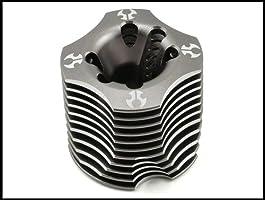 Axial 32 Engine Heatsink Head (Grey) 049