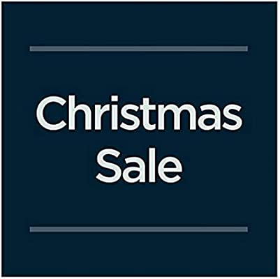 5-Pack CGSignLab New Years Sale Classic Navy Window Cling 30x20