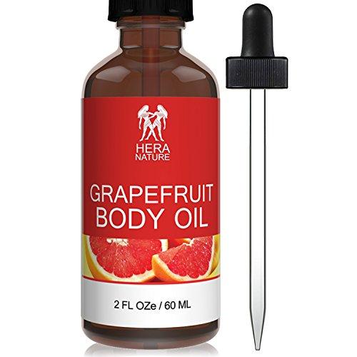 GRAPEFRUIT ESSENTIAL Cellulite Treatment Massage