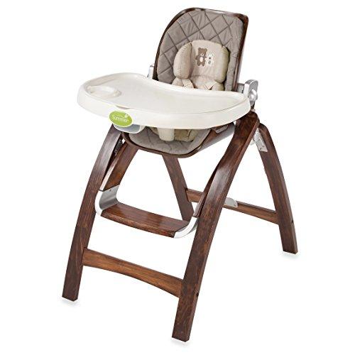 Summer Infant Bentwood High Chair - Gray
