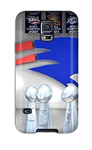 Hot new england patriots NFL Sports; Colleges newest For Samsung Galaxy S5 I9500 Cover s