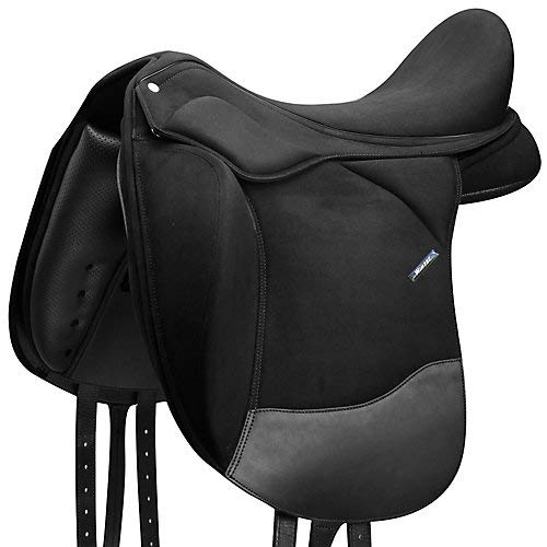 (Wintec Pro Dressage Contourbloc Saddle Flock 17.5)