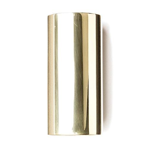 Jim Dunlop 224 Brass Slide, Heavy Wall Thickness, Medium