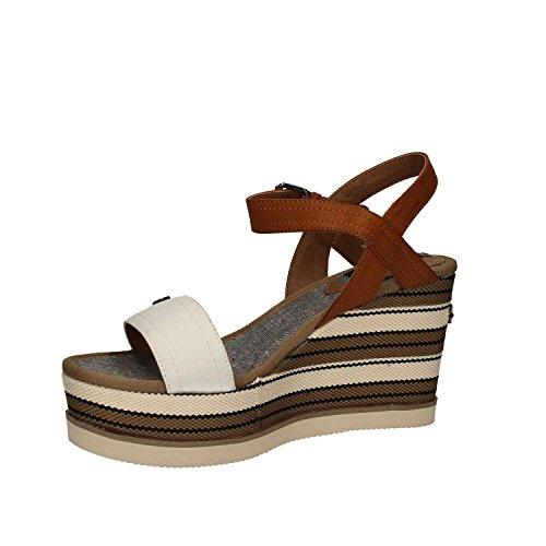 Wrangler Mujer zapatillas altas blanco