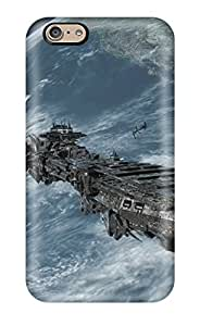 Hot Tpye Spaceship Sci Fi Case Cover For Iphone 6