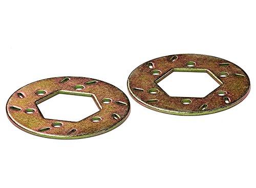 Integy BAJ290 Metal Brake Disk Set for HPI Baja 5B2.0, 5T & 5SC