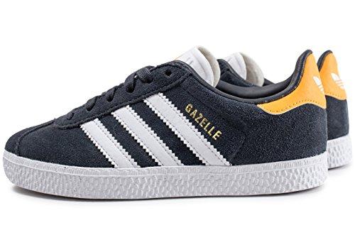 brand new be511 eb983 ... adidas Gazelle C, Zapatillas de Deporte Unisex Niño, Gris (CarbonFtwbla  ...