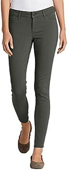 Eddie Bauer Women's Elysian Twill Skinny Jeans