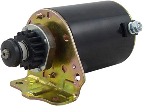 Lumix GC Electric Starter Motor for Troy Bilt Pony 17.5HP Ride Mowers Briggs Motor