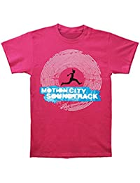 Men's Runner T-shirt Pink