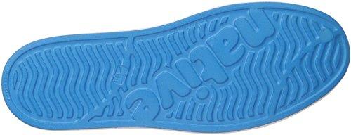 Native Shoes Jefferson Water Shoe Wave Blue/Bone White/Big Star 9 Men's M US by Native Shoes (Image #2)