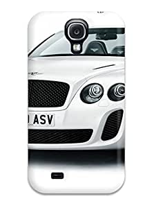 New Bentley Sports Car Tpu Skin Case Compatible With Galaxy S4