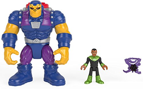Fisher-Price Imaginext DC Super Friends, Mongul & Green Lantern
