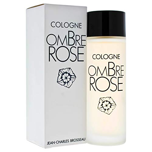 Ombre Rose By Jean Charles Brosseau For Women Eau De Cologne Spray 3.3 Oz ()