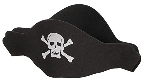 (Kids Swashbuckling Pirate Hat)