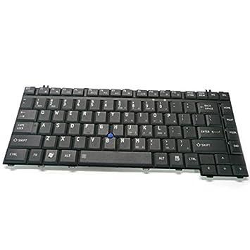 Teclado del ordenador portátil para Toshiba Satellite Pro S300 Tecra A9: Amazon.es: Electrónica