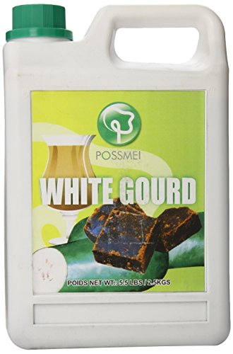 Possmei Flavored Syrup, White Gourd, 5.5 - White Gourd