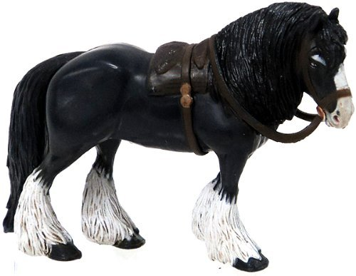 Disney Pixars Brave Merida Horse Angus Loose PVC Cake Topper Action Figure 3