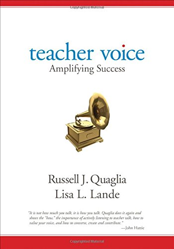 Teacher Voice: Amplifying Success