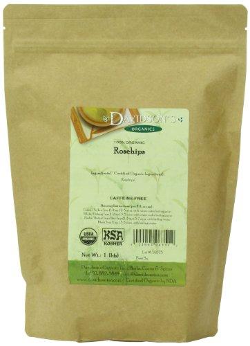 Davidson's Tea Bulk Organic