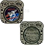Disney Pin - Then and Now - Horizons to Mission Space