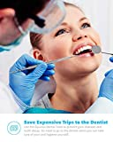 Equinox International 4-Piece Dental Hygiene Kit