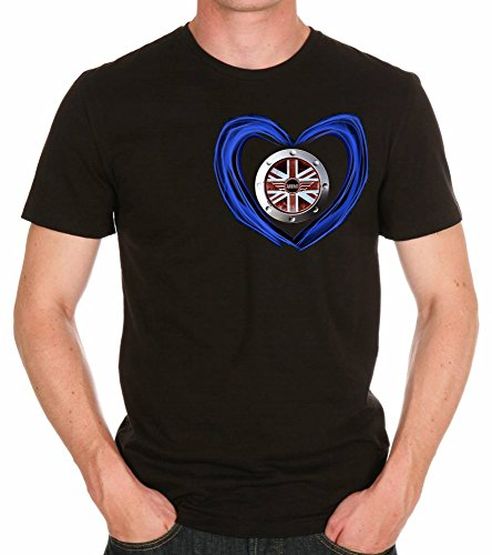 Mini Cooper Love Logo AUTO FUN T-SHIRT -795