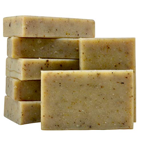(SIMPLICI Tea Tree & Herb 7 Bar Soap Bulk Box (Scented with Tea Tree Essential)
