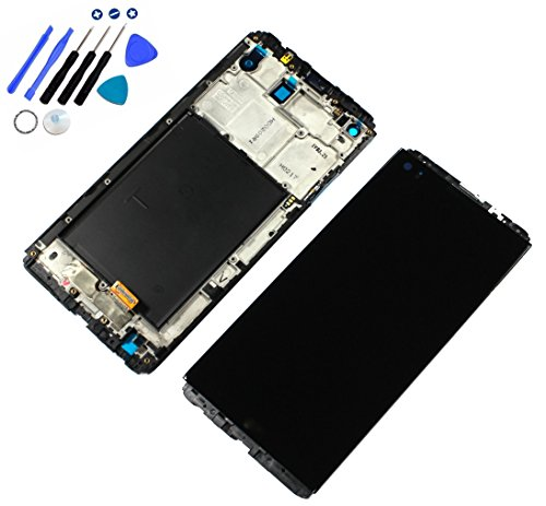 Eaglestar for LG V20 Replacement LCD Screen Assembly with Touch Screen Digitizer and LCD Pre-Installed with Housing Fit LG V20 LS997 US996 VS995 H918 H990 H910 - Replacement Lcd Lg Screen