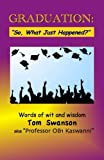 Graduation, Tom Swanson, 0984236287