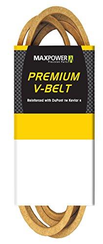 Maxpower 347504 Premium Belt Reinforced with Kevlar Fiber Cords, 1/2