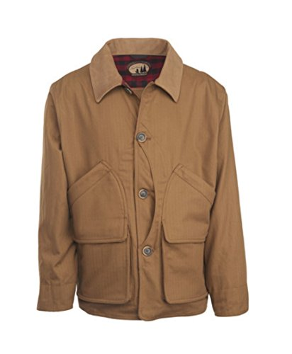 Woolrich Men's Upland Hunting Jacket (Medium, SEDIMENT SDM)