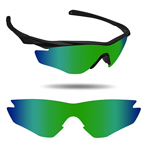 Fiskr Anti-saltwater Replacement Lenses for Oakley M2 Frame Sunglasses - Various - M2 Frame