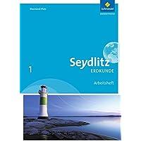 Seydlitz Erdkunde - Ausgabe 2016 für Realschulen plus in Rheinland-Pfalz: Arbeitsheft 1