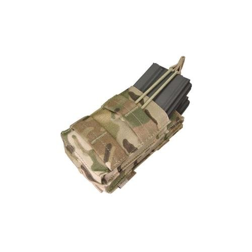 Single Stacker M4 Magazine Pouch (Hold 2 Mags) Color: (Stacker Color)